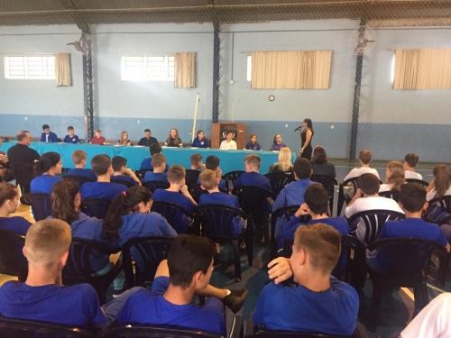 Sessão Ordinária - Câmara Mirim